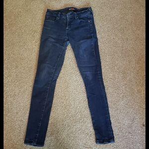 JustFab skinny jeans